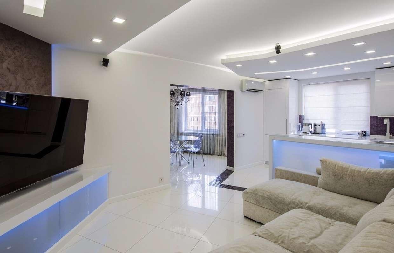 Советы по дизайну кухни и гостиной 40 м2