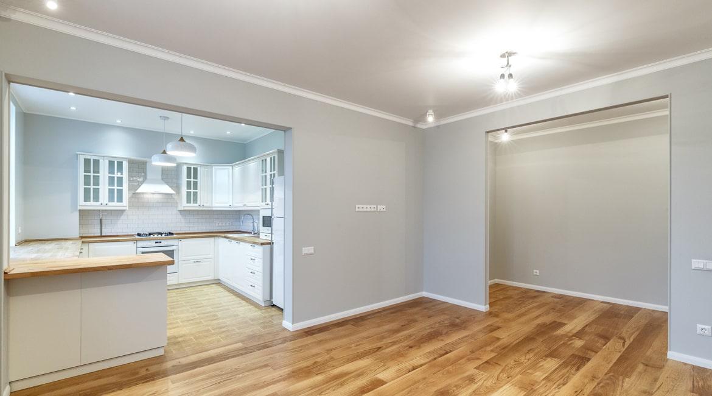 Сколько в среднем стоит ремонт квартиры под ключ